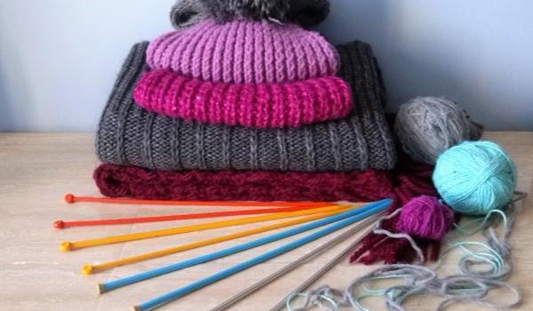 Going. | Robienie na drutach dla początkujących - warsztaty
