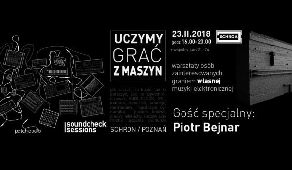 Going.   Uczymy grać z Maszyn by Soundcheck Sessions / Piotr Bejnar