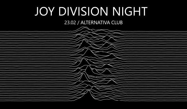 Going. | Joy Division Night