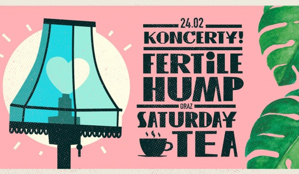 Going. | Fertile Hump + The Saturday Tea