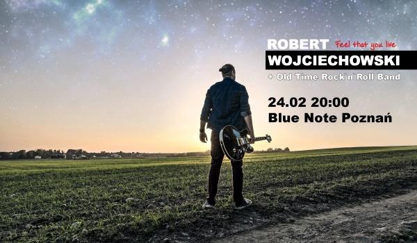 Going. | Robert Wojciechowski / Feel That You Live Tour