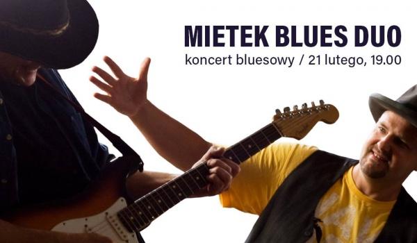 Going. | Mietek Blues Duo - blues w Ratuszu