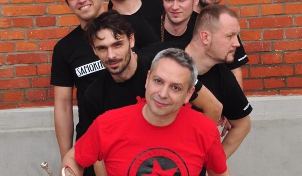 Going. | Bałkańsko - rosyjska nuta Samokhin Band