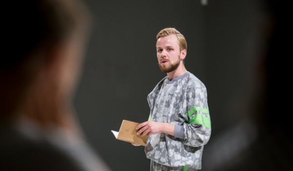 Going. | Hardcore release / Warsztaty tańca dla młodzieży licealnej / Paweł Sakowicz