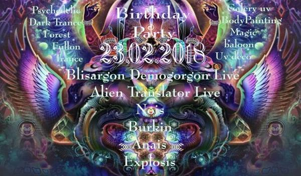 Going. | Blisargon Demogorgon LIVE / Mantara Birthday Party - Metronom