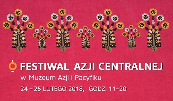Going. | Festiwal Azji Centralnej - Muzeum Azji i Pacyfiku