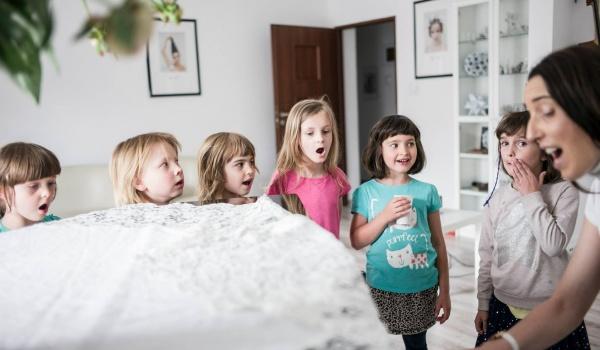 Going. | Śpiewajmy z Agatą Steczkowską / koncert nie tylko dla dzieci - Studio Koncertowe im. Lutosławskiego