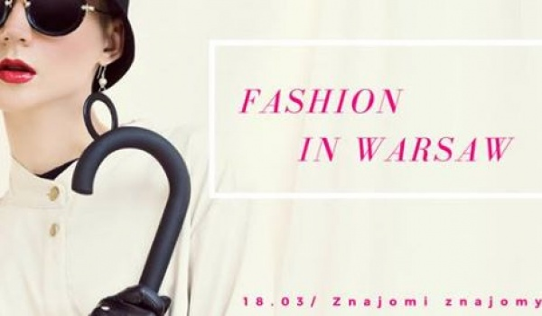 Going. | Fashion in Warsaw!