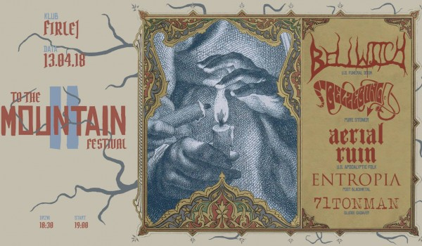 Going. | To The Mountain Fest II - Bell Witch (U.S.) / Belzebong / Entropia / Aerial Ruin (U.S.) / 71TonMan - Klub Firlej