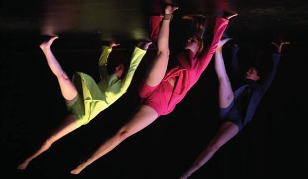 Going. | Ferie w CSW! W teatrze tańca - warsztaty