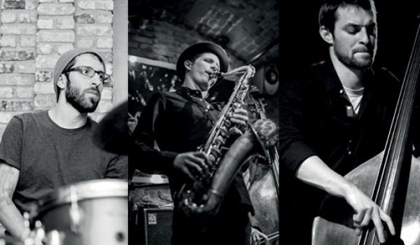 Going. | Weller / Parker / Drobka Trio - Klub Alchemia