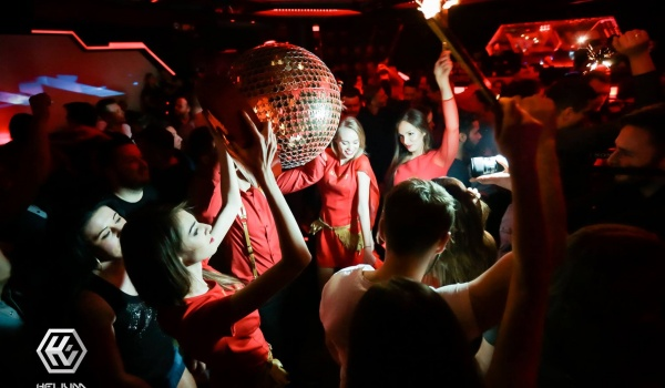 Going. | Hot in here feat. Tomek Torres - Helium Club