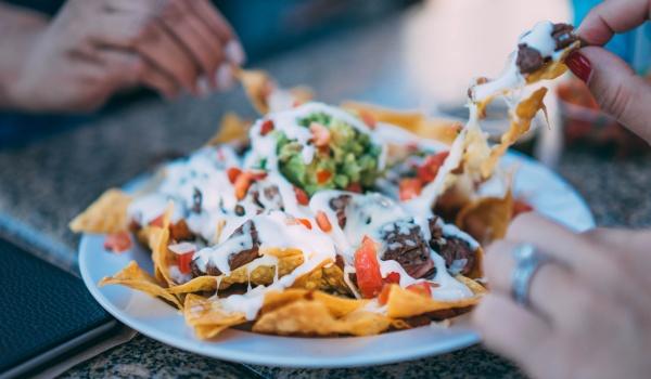 Going. | Meksykański bufet śniadaniowy