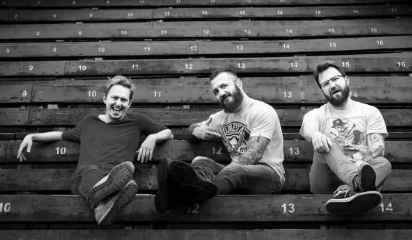 Going. | Śląska Scena Stand-up, Katowice, Michał Pałubski & The Brothells