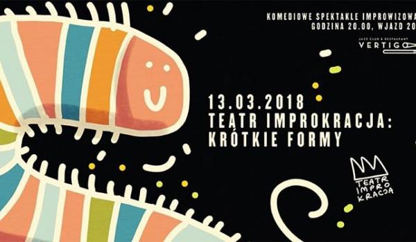 Going. | Improkracja: Krótkie formy, Jazz improwizowany