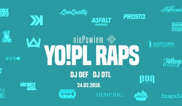 Going. | YO!PL RAPS / Def, Dtl - niePowiem