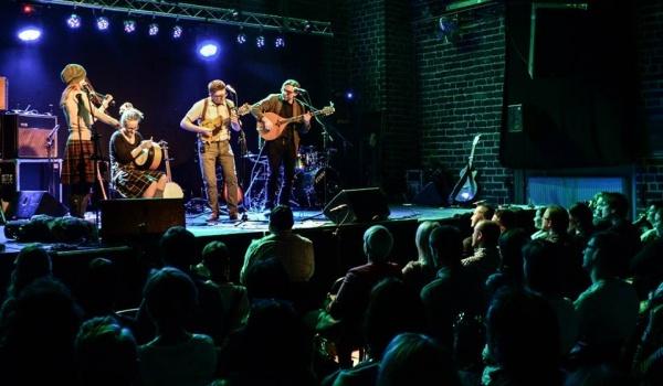 Going. | Rhiannon Celtic Band - st. Patrick's tour 2018 - PROM Kultury Saska Kępa