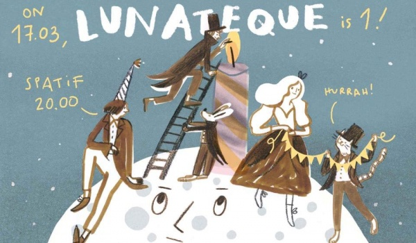Going. | Lunateque is 1