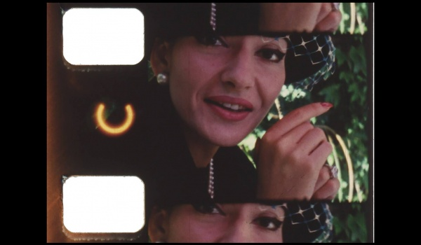 Going.   Maria Callas - przedpremiera w Muzie - Kino Muza w Poznaniu