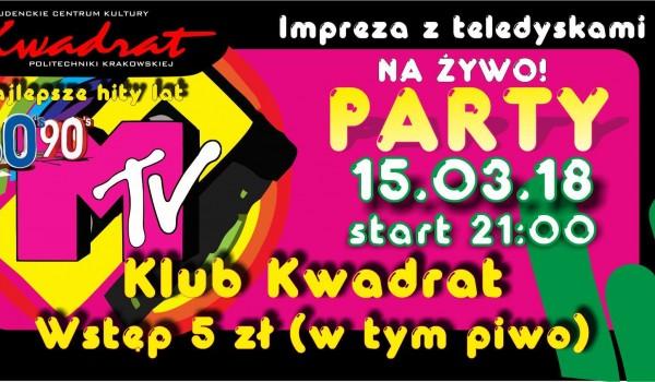 Going. | MTV PARTY - Impreza z teledyskami - Klub Studencki Kwadrat