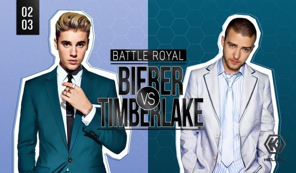 Going. | Battle Royal feat. Justin Bieber vs Justin Timberlake