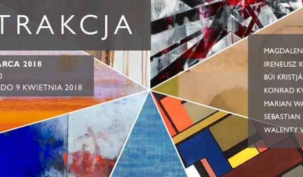 Going. | Abstrakcja - wernisaż wystawy malarstwa - Galeria Stalowa