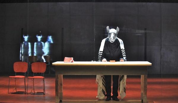 Going. | Opowieści Afrykańskie Według Szekspira - Nowy Teatr, Hala Warsztatowa