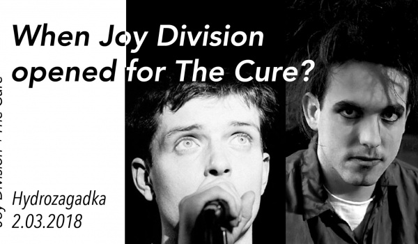 Going. | Joy Division & The Cure Party