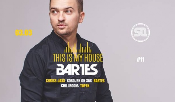 Going.   This Is My House by Bartes! #11 - SQ klub