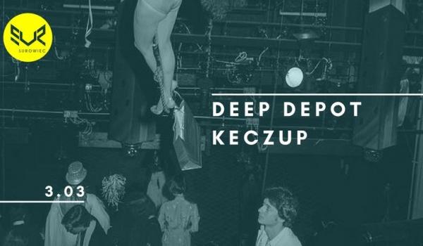 Going.   The Cuckoo's Nest Revenge: Deep Depot & kEczuP