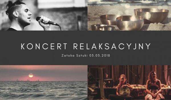 Going.   Koncert Relaksacyjny. Michał Esz Szerląg & Wild Flow