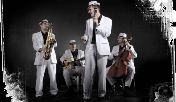 Going. | 15 Twarzy Groove'u / The Karpeta Jazz Brothers
