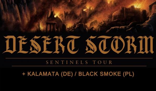 Going.   Desert Storm, Kalamata, Black Smoke - Hydrozagadka
