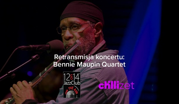 Going. | Retransmisja: Bennie Maupin Quartet - 12on14 Jazz Club