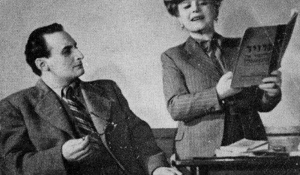 Going. | Freuda teoria snów / czytanie - Żydowski Instytut Historyczny