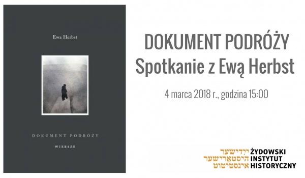 Going. | Dokument Podróży. Spotkanie z Ewą Herbst / Marzec `68 - Żydowski Instytut Historyczny