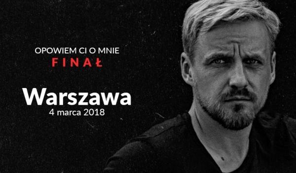 Going. | Paweł Domagała - Klub Stodoła