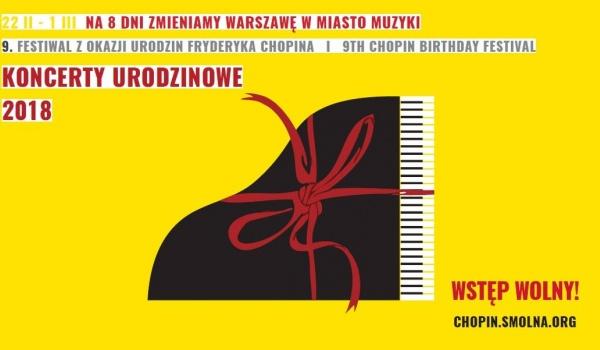 Going. | Koncerty Urodzinowe 2018 - Chopin Wolności - Nowy Świat Muzyki