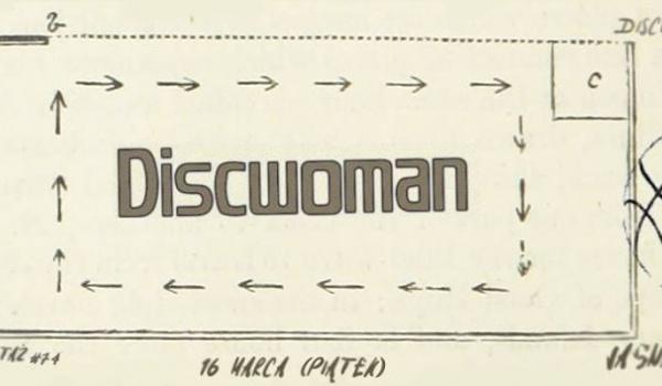 Going. | Brutaż #74 z Discwoman - Jasna 1
