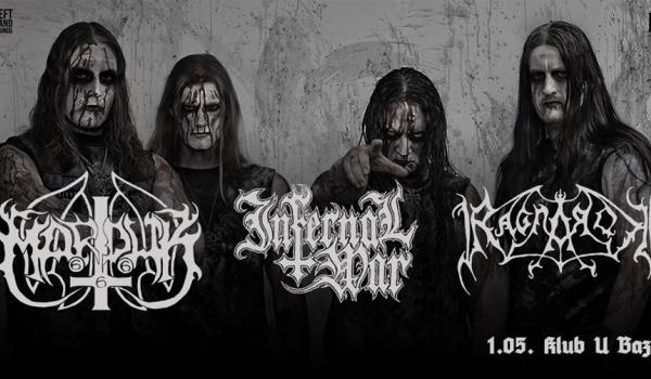 Going. | Marduk, Infernal War, Ragnarok - Klub u Bazyla