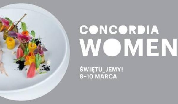 Going.   Concordia Women. Świętu_jemy! - Concordia Taste