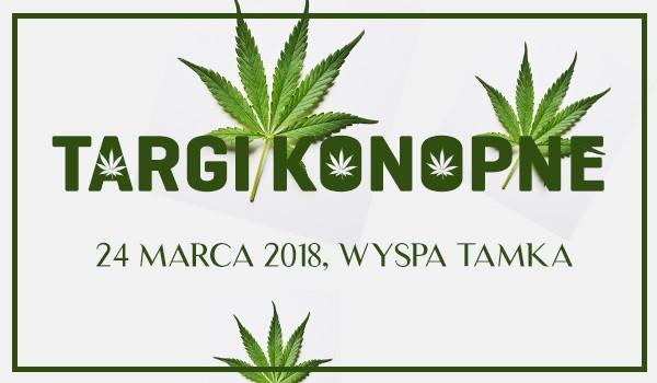 Going. | Targi Konopne Wrocław - Wyspa Tamka