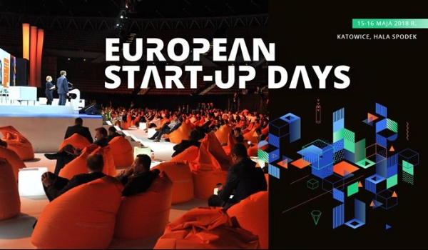 Going. | European Start-up Days 2018 - Spodek