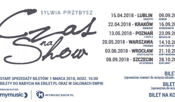 Going. | Sylwia Przybysz - Czas na show! - Klub Studencki Kwadrat