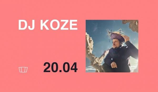 Going. | DJ Koze na Smolnej - Smolna