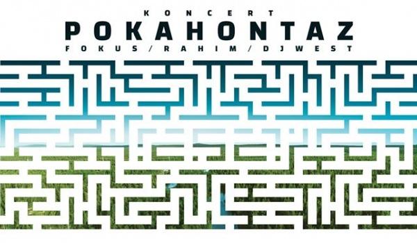 Going. | Pokahontaz | REset Tour - Drukarnia