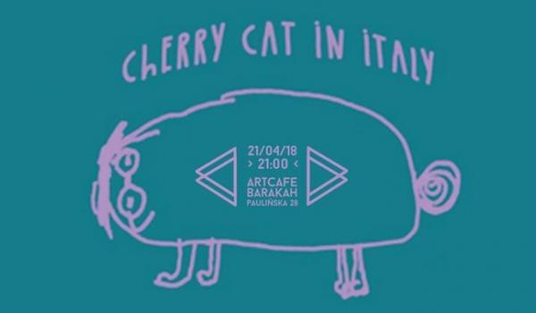 Going. | Cherry cat in Italy - Teatr Barakah / ArtCafe Barakah