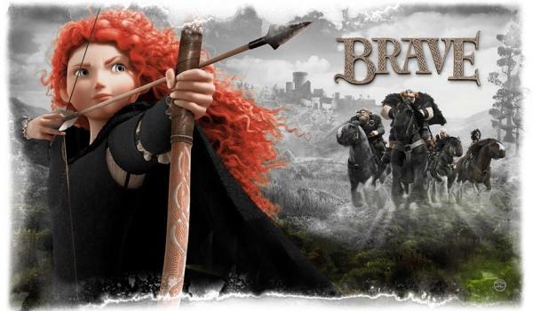 Going.   Zemsta Animacji w Dniu Kobiet: Merida Waleczna (Brave) - Zemsta