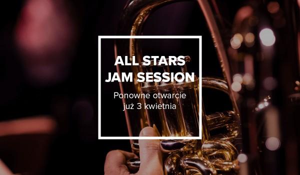 Going.   All Stars Jam Session - Ponowne Otwarcie - 12on14 Jazz Club