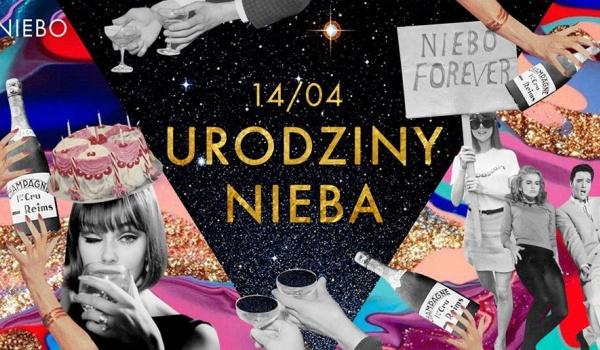 Going.   2. Urodziny Nieba! - Niebo